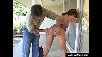 Mature brunette wants to be fucked hard in the ass