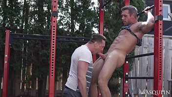Influenced behavioral by gays - Fitness influencer alex mecum fuck pierce paris bareback