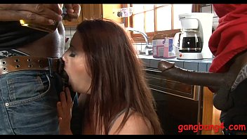 Nasty Cici Rhodes All Holes Ripped Hard