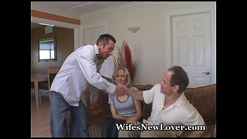 Mature Lady Fucks New Young Lover preview image