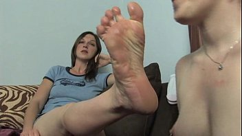 Foot Worship and Female Domination (3)