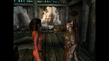 Skyrim - Animated Prostitution - Part 4 (Temp Character Change)