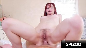 Hardcore Anal with Stunning Redhead Violet Monroe - Spizoo