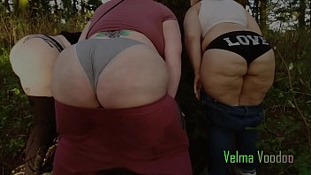 Twerking BBW Ganja Girls- velma voodoo lilkiwwimonster naughty kitten preview