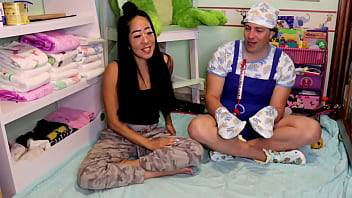 ABDL adultbaby new caregiver 101 32 min
