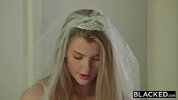 Blacked Bride Gets Cold Feet And Cheats With Bbc
