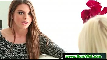 Slippery Nuru Massage And Happy Ending Sex Video 04