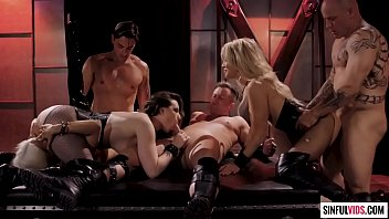 Mystic orgy with Jessica Drake, Casey Calvert and Luna Star in Fallen 2 Scene 1
