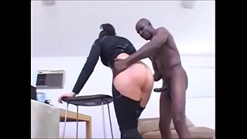 Latina Catwoman gets fucked by BBC