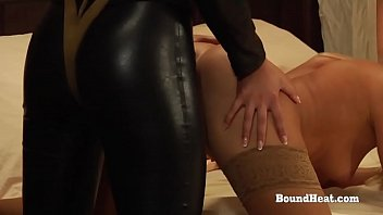Sexy heat The education of erica: lesbian slaves on their knees taking strapon