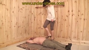 Miss Charlie brutal high heels sandals trample http://clips4sale.com/store/424