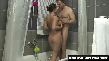 Mikes Appartment - (Liza Del Sierra) - French couple makes a sex tape - Reality Kings