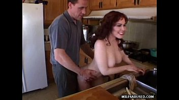 This sexy big tit milf gets fingered and fucked