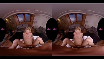 Blonde Teen Missy Luv Love Rub VR Sex