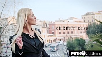 Cherry Kiss discovers Rome and Christian Clay's anal fucking