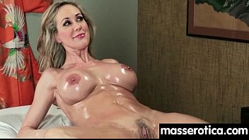 Sensual Oil Massage Turns To Hot Lesbian Action 22