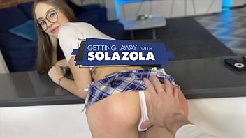 Doggy or reverse? Control the situation. SolaZola - lifeselector