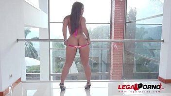 Laura Monroy assfucked by Chris Diamond with 0% pussy SZ2311