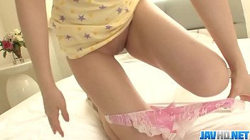 Arisa Nakano Admires The Sight Of Her Own Pussy - More At Javhd.net