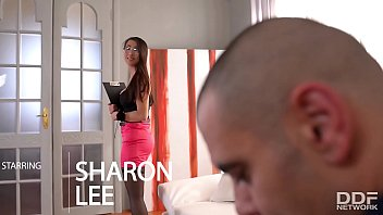 Secretary adventures xxx Asian secretary sharon lee gets double penetrated in the office