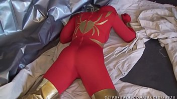 Superheroine Suffers Shafting