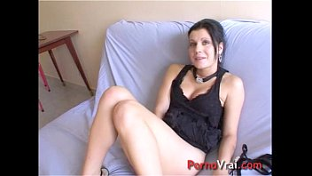French Teen creampie inseminated oups!!