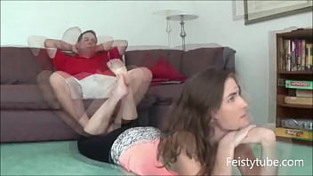 daughter make sex deal with dad- Feistytube.com