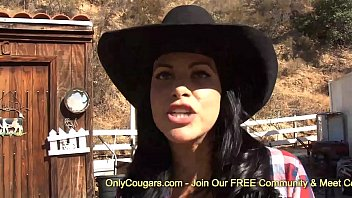 Horny Cowgirls Lacie James and Raquel Roper Eat Some Pussy