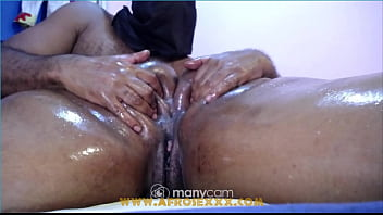 South Indian Aunty With A Big Ass Get Fingered Hard By A Pervert