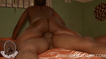 Milf Rides His Cock Like Never Before