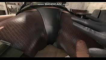 3d Teen Girl with horse - very cool and attractive