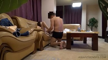 Chinese girl fuck captured on hidden camera