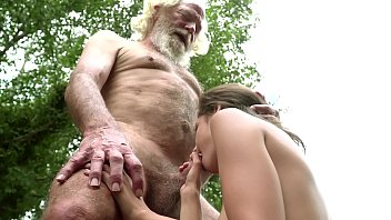 Old man youing girl erotic stories - 70 year old grandpa fucks 18 year old girl moans with pleasure and swallows
