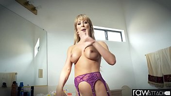 RawAttack - Cherie DeVille fucking a monster cock, big booty