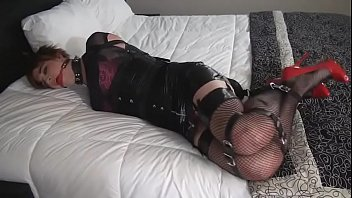 Sissy in bondage free videos - Crossdresser bondage