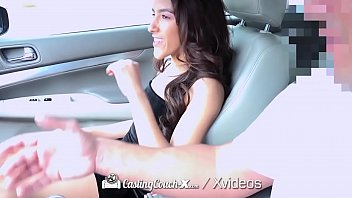 CastingCouch-X This Chloe amour lookalike is the new whore