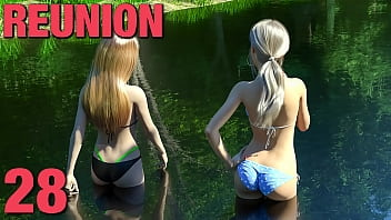 REUNION #28 • The hotties at the lake