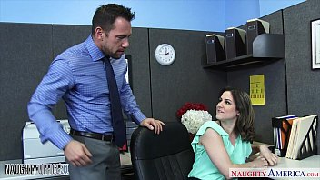 Johnnie os lingerie boutique - Babe in pantyhose addie juniper fucking in the office