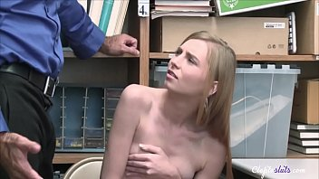 Security lets her go at one condition- Ava Parker