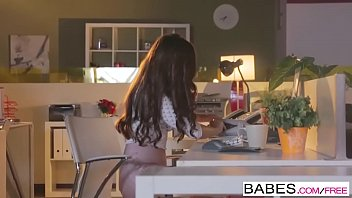 Babes - Office Obsession - (Chad White) and (Nina North) - A Run In Her Stocking thumbnail