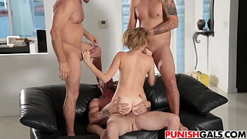 Cutie Kinsley Eden Gets Screwed Good
