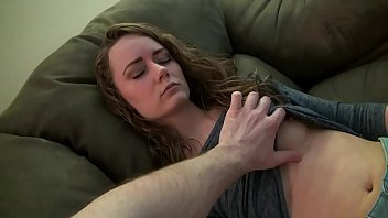 Limp cunts older Young brunette girl knocked out felt up and manipulated