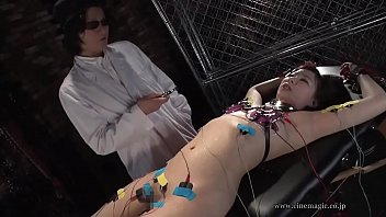 Naked girls shocking torture Electro torture asian girl japanese - 10
