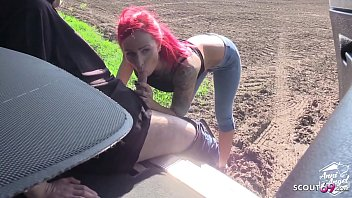 Streaming Video German Hooker Caught Sex Outdoor and Creampie Finish Indoor - XLXX.video
