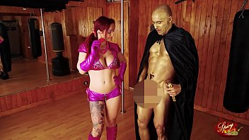 "Luca Borromeo and Mary Rider in Spicylab soft ""Lady LaDà Salva Gold Fucker"""