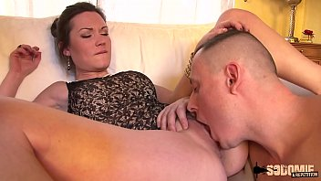 Victoria ass fucked by her partner after a big sale