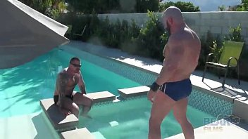"""Carlo Cox and Marc Angelo at bear films - Gay Tube Videos - GayDemon <span class=""""duration"""">5 min</span>"""