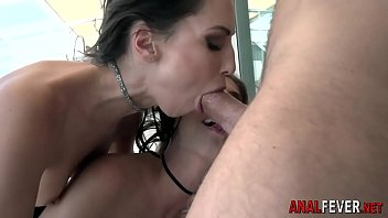 Anal sluts throating dick