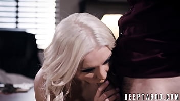 Kenzie Taylor pounded by doctor while her husband watches