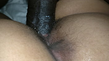 Mia Khalifa lookalike young petite school girl with tight vigin pussy fucked with huge black cock.